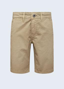Pepe Jeans Blueburn Short im Chino-stil in Beige