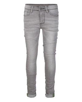 Super Skinny Jeans  in grau von Indian Blue Jeans