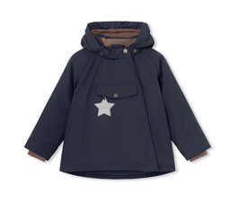 Tolle Mini A Ture Winterjacke Wang in Blue Nights