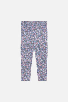 Hust & Claire Legging in Peony Blue