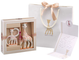 Sophie la girafe Geschenkset Birth Set small No. 1
