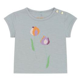 Soft Gallerie Baby T-Shirt , Abyss mit Tulpenprint