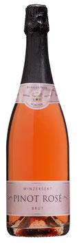 2014er Pinot Rosé Sekt b.A. brut