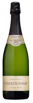 2018er Chardonnay Sekt b.A. extra brut