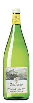 2020er Weisser Burgunder Qualitätswein trocken