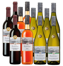 Burgunderpaket – trockene Kabinett Weine