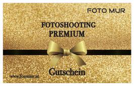 Fotoshooting Gutschein - Premium