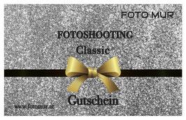 Fotoshooting Gutschein - Classic