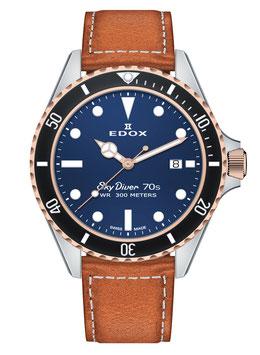 Edox SkyDiver  - 53017 357RNC BUI