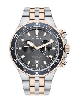 Edox Delfin Chronograph - 10109 357RBUM NIR