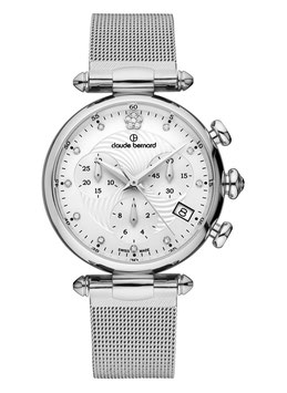 Claude Bernard Dress Code Lady Chronograph - 10216 3 APN2