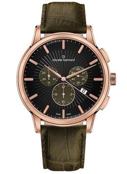 Claude Bernard Classic Chronograph Limited Edition - 10237 37R NIKAR