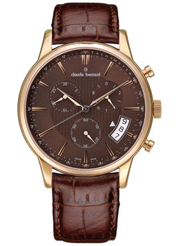 Claude Bernard Classic Chronograph - 01002 37R BRIR