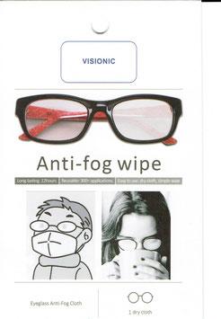Visionic Mikrofaser Antibeschlag- und Reinigungstuch