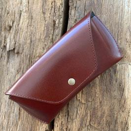 Oil Leather Darkbrown / Dargrey