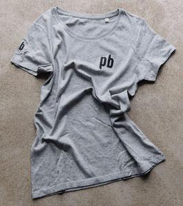 """Paddelbrett T-Shirt """"Paddlerin"""""""