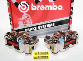 Brembo  Radial Bremszangen Topologieoptimiert GP4-RX Kit