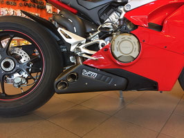 FM Projects SBK Titanium Underbelly SlipOn