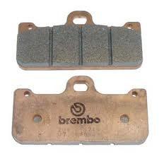 Brembo Z04 Vollsinter Bremsbeläge