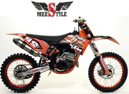 Arrow FULL TITANIUM Competition System KTM SX250F 2010-2011
