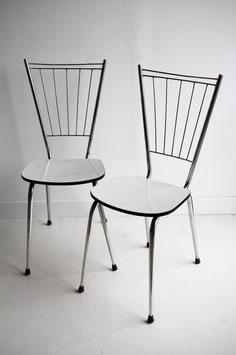"chaises cuisine ""EUGENIE"""