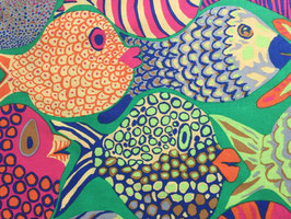 Kaffe Fassett Collective - Shoal Green
