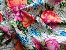 Amy Butler HAPI: Tapestry Rose-Linen - Reststück ca. 55cm