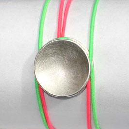 JOJO 2 Armbänder  neon-pink, neon-grün