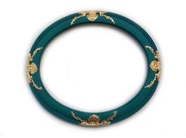 C00285 - Cornice ovale in legno