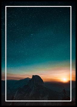 Starry Sky, Poster