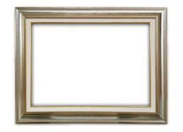 C00317 - Cornice rettangolare in legno
