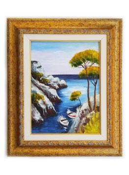 Q00947 - Paesaggio Mediterraneo