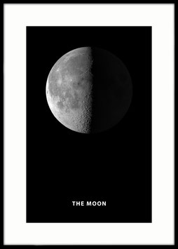 The Moon, Poster