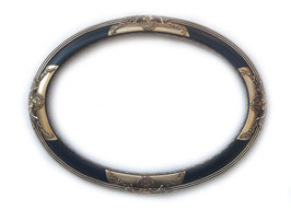 C00262 - Cornice ovale in legno
