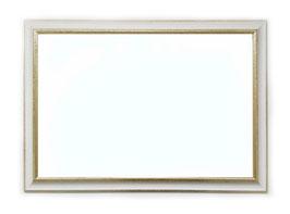 C00267 - Cornice rettangolare in legno