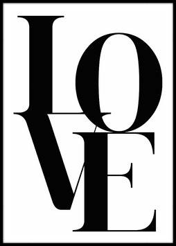 Love, Poster