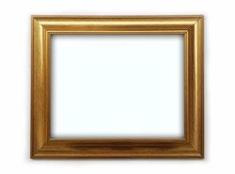 C00273 - Cornice rettangolare in legno