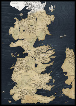 Westeros, Poster