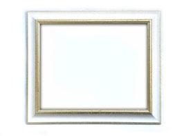 C00251 - Cornice rettangolare in legno
