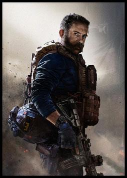 Call of Duty: Modern Warfare, Poster