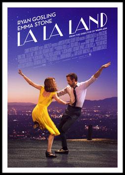 La La Land, Poster
