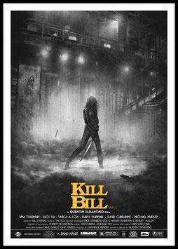 Kill Bill Volume 1, Poster