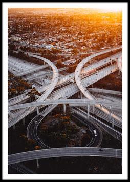 Crossroad, Poster