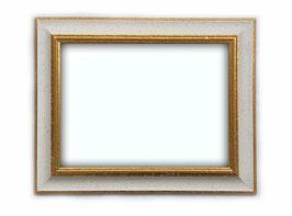 C00249 - Cornice rettangolare in legno