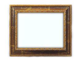 C00253 - Cornice rettangolare in legno