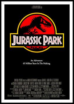 Jurassic Park, Poster
