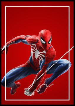 Marvel's Spiderman, Poster