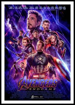 Avengers: Endgame, Poster