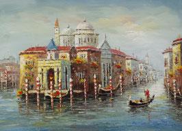 T01388 - Canali di Venezia, Paesaggio