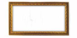 C00210 - Cornice rettangolare in legno